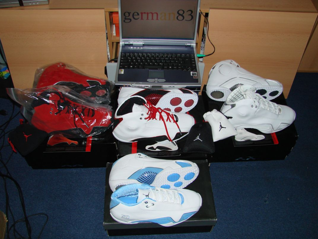 michael jordans personal shoe collection wwwimgkidcom